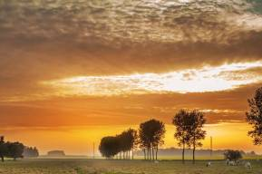 landscape farmland background med