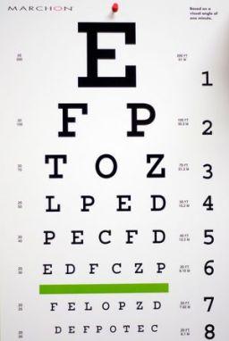 eye exam Cascade CO