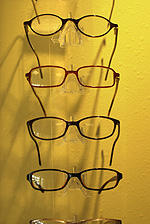 We offer eyeglasses to residents of Round Rock and Taylor, TX