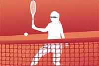 tennis large