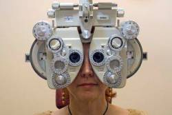 eye exam fort worth