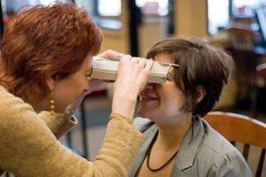 advanced eye exams in nw calgary