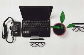 laptop camera plant lenses