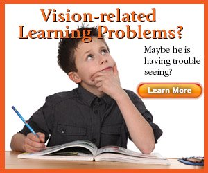 Vision Therapy can help improve your child's learning in Georgetown, TX