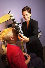 Camas pediatric eye exams