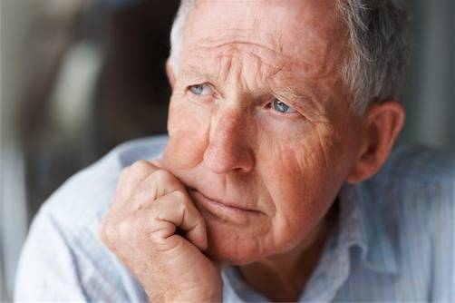 senior man in thought2
