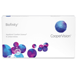 Biofinity - Contact Lenses in Mississippi | Biofinity - Mississippi Eyecare Associates