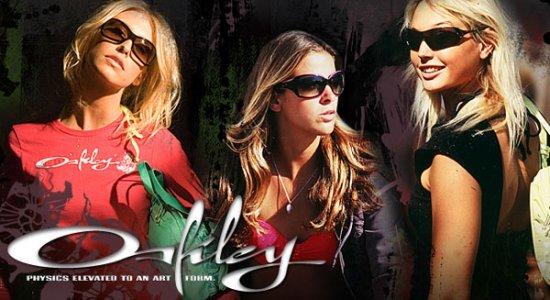 Oakley Models