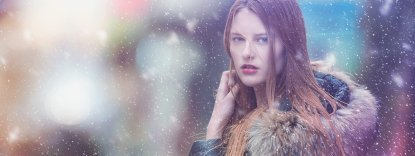 a girl snowing contact lenses East Brunswick NJ