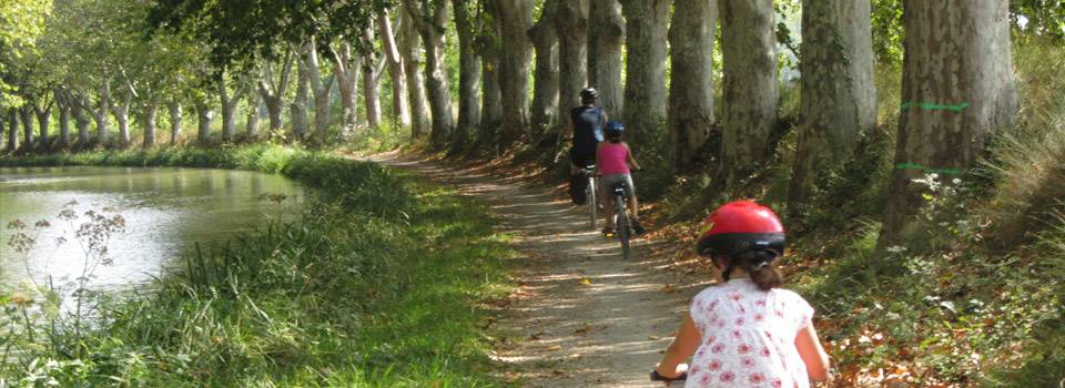 family-riding-bikes-along-path