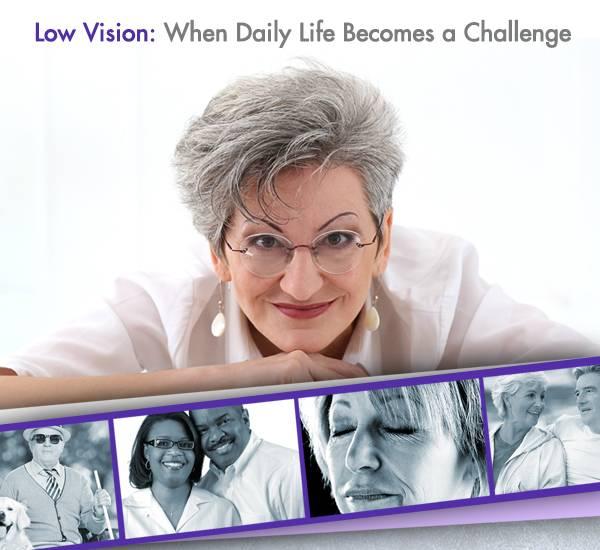 low vision interstitial